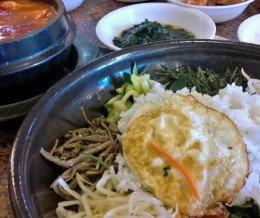 Korean Feast @ ChoDangTofu, Torrance