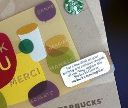You can win a $50 @Starbucks GiftCard in our Sweepstakes! ENTER➔ TAP THE LINK IN OUR PROFILE
