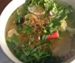 Special Egg Noodle Soup @ #Pho Kobe