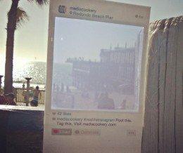 #reallifeinstagram @ #RedondoBeachPier   #guerillamarketing