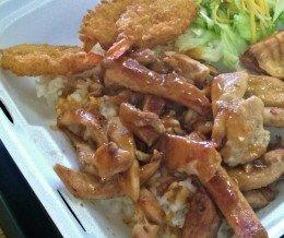 #Teriyaki #Chicken Combo @ #ElPolloIncreible, #Carson