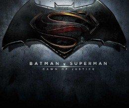 "Warner Bros has revealed the title for the ""Man of Steel"" sequel: ""Batman v Superman: Dawn of Justice."" Official site: https://batmanvsupermandawnofjustice.com"
