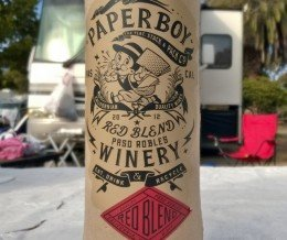 #DesignSpotting: cool label/package #design for #PaperboyWinery