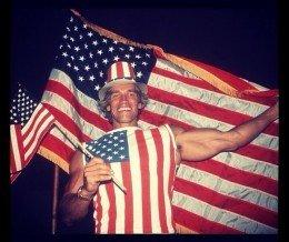 From Arnold, via Instagram ~ regram @schwarzenegger Happy #4thOfJuly!