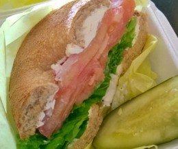 #Breakfast: #Lox #Bagel #Sandwich @ #LoxOfBagels, #Torrance