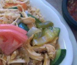 #Arroz con #pollo a la #casserola @ #Lucios #Mexican Restaurant, #Torrance
