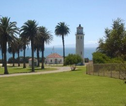From yesterday: #PointVicente #Lighthouse, #RanchoPalosVerdes