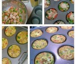 #KwonCanCook #egg #muffins!