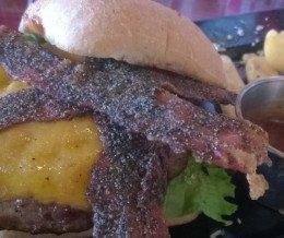 Smoke & Pepper #Burger @ #RedRobin, #Torrance