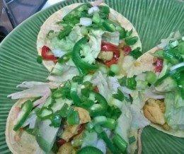 Homemade Chicken #Tacos ~ #KwonCanCook