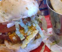 Free Birthday Month Meal #1: #BleuRibbon #Burger @ #RedRobinBurgers, #RedondoBeach