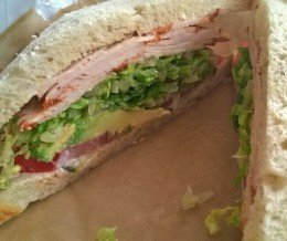 So sad that you close at 4:00 now, @delreydelico . I'm not local and usually can't get here 'til after 4:00. Still my fave #sandwich! Spicy turkey with everything!
