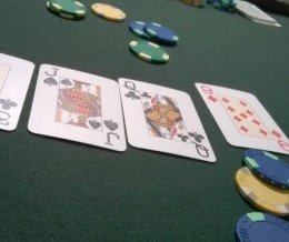 #Poker night: #Omahilarity