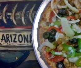 #Route66 #Pizza Palace, #Barstow