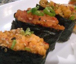 #AYCE #sushi & #seafood #buffet #lunch after #marketing client meeting @ #KumaBuffet, #Torrance