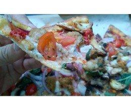 #Lunch @ #BlazePizza, #DelAmoMall, #Torrance