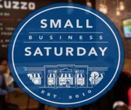 Hoping you all have a rewarding Small Business Saturday! #smallbizsat #shopsmall #eatlocal