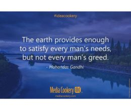 Respect Mother Earth. #EarthDay  #ideacookery