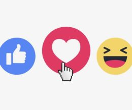 """FACEBOOK MARKETING TIP: Facebook is now weighing the """"Love"""" (❤️) reaction more heavily than the standard """"Like"""" (👍) on FB pages' posts. What does this mean and why is it important? Follow the LINK IN OUR PROFILE to learn more!"""