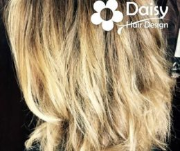 Created a #watermark of a #logo we designed for a #hairsalon to add to their photos. Protect your pics!