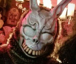 """My #Halloween costume revealed! Do you know this character? – John """"28 days, 6 hours, 42 minutes, 12 seconds…"""""""