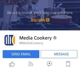 Are you on Facebook? Please give us a LIKE at facebook.com/mediacookery ◀️ Design & Marketing Tips & News
