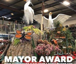 Proud of our city! #Repost @cityoftorranceca ・・・ Happy New Year and congratulations to the Torrance Rose Float Association on being named the recipient of the Mayor's Award for 2018! #TorranceCA