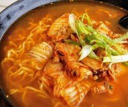Woke up craving this today! My favorite #ramen: pork & #kimchi @ #Eboshi Noodle Bar, Lomita 😋 We ❤️ design and marketing for restaurants: info@mediacookery.com – John
