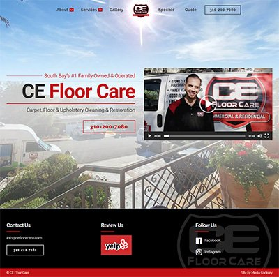 CE Floor Care