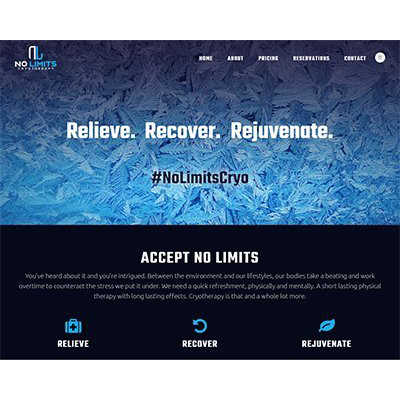 No Limits Cryotherapy