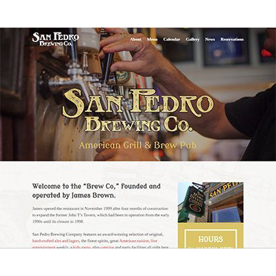 San Pedro Brewing Co.